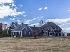 This beautiful 4 bedroom home on 21 acres has the privacy and amenities that you have been searching for. The Master Suite has over 800 square feet of space, built-in storage, laundry and two decks that overlook the back fields and pond. First floor bedroom with private bath, sauna, exercise room, barn, media room, carriage house, finished basement with full bar, fireplace… too many features to list them all.   http://www.legacysir.com/maine-real-estate/1788-Alna-RD-Alna-maine-04535/1211150/