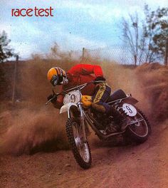 Motocross Bikes, Vintage Motocross, Bmx Bikes, Cool Bikes, Vintage Bikes, Vintage Motorcycles, Cars And Motorcycles, Old Scool, Off Road Bikes