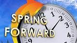 Daylight Savings Time Spring Forward 2015 - 2 am Sunday, March Don't forget, Europe does not change until Sunday, March 29 at 1 am Ontario, Eastern Time Zone, Clocks Forward, Spring Ahead, British Summer, State Of Michigan, Daylight Savings Time, Spring Is Coming, Summer Time