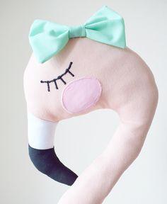 Image of NEW Felicity Flamingo Soft Toy