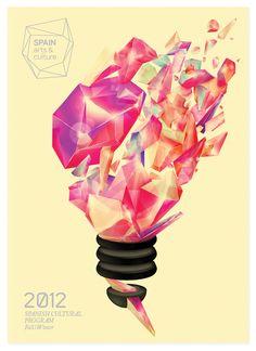 Digital Art / Typography by Marta Cerda Alimbau