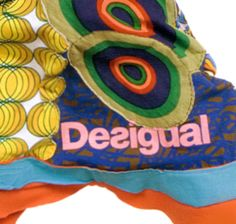 Desigual - like the colors and designs...