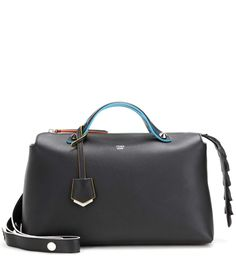 FENDI By The Way Leather Tote. #fendi #bags #shoulder bags #hand bags #leather #tote #lining