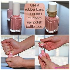 Browse through the photos below and make your manicure routine easier than ever. Check out Incredible Nail Hacks That Every Girl Should Know.