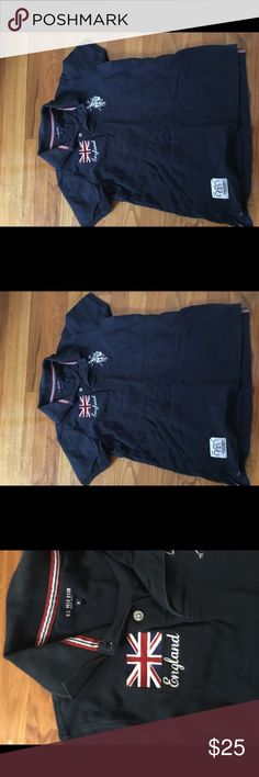 Ralph Lauren England Men's Polo England Collar. England x Ralph Lauren Polo Polo by Ralph Lauren Shirts