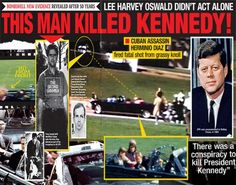 EXCLUSIVE: 2nd GUNMAN NAMED IN JFK ASSASSINATION!