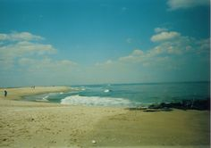 Sandy Hook Beach, NJ