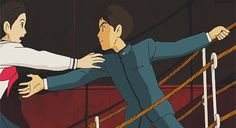 GIF From Up on Poppy Hill - Studio Ghibli / Hayao Miyazaki