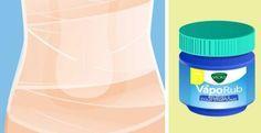 Le VicksVaporub est connu pour avoir de nombreuses utilisations mais peu de gens savent qu'il est aussi utile pour la perte de poids.Vous pouvez faire une thérapie très simple à la maison.Il suffit juste d'appliquer du VicksVaporub sur votre peau puis d'envelopper la zone avec du film en plastique.