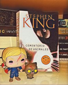 Pet Sematary, Macabre, Horror, King, Pets, Cover, Books, Libros, Book