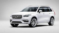 Volvo gjør seg klare til å lansere en helt ny XC90. Nå har de første testene begynt å komme.