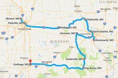 The 8 Most Unforgettable Road Trips In Missouri