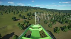 Planet Coaster: Enterprise RollerCoaster Day