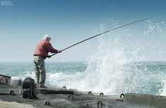 يا اسكندرية  Fishing ... This is Alexandria in Egypt