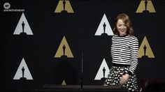When Emma Stone politely called out this reporter:   10 Times Reporters Asked Female Celebrities The Wrong Damn Question