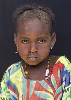 Afar Tribe Girl, Afambo, Ethiopia | Flickr - Photo Sharing!