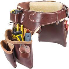 Pro Carpenter's 5 Bag Toolbelt Assembly