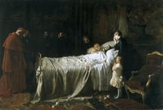 Otto Beit in his study in Belgrave Square, Sir William Orpen, Johannes Westrik and his family, by Tibout Regters, Gothic Elements, Momento Mori, Spanish Artists, Fantastic Art, Women Life, Death, Fine Art, Antiques, Illustration