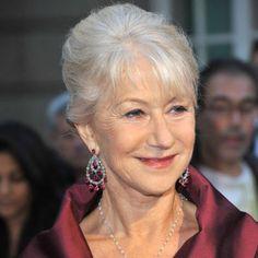 Aging Gracefully: Helen Mirren - Female Celebrities Who Have Aged Gracefully - Shape Magazine