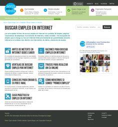 Busca #empleo en Internet en 7 pasos ¡No te pierdas este especial!