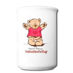 Hand Drawn Winnie The Pooh Bone Mug Supply-Funny Accessories Free Shipping!No setup fees. Get your t-shirts or phone cases printed at awesomely low prices!