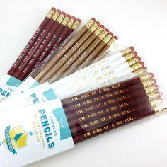 Humor Pencil Pack Set of 24