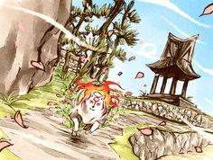 /Amaterasu/#404295 - Zerochan   Okami   Clover Studio   Capcom