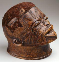 Makonde mask