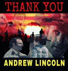 THANK YOU ANDREW LINCOLN!
