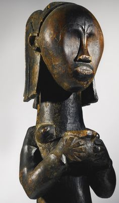 Fang Eyema Byeri (Reliquary Guardian Figure), Betsi, Gabon http://www.imodara.com/post/97506465629/gabon-fang-eyema-bieri-reliquary-guardian-figure