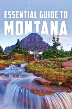 Montana is the perfect place to really and truly just get away from it all. Travel Tips and beautiful travel photography all in one guide