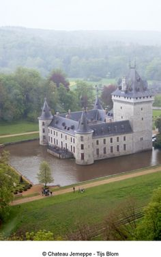 Chateau Jemeppe - The Belgian Tourist Office – The official website of the TOURISM and CONVENTION bureau of Brussels and Wallonia
