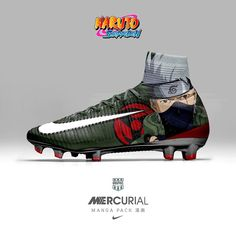 331c2160c5 4 New Nike Mercurial Superfly Manga Concept Boots by Graphic UNTD - Footy  Headlines