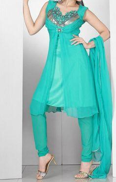 Churidar Neck Designs | Churidar Neck Designs For Girls : Fashion & Lifestyle