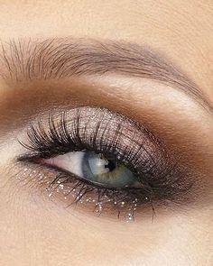30 Wedding Makeup Ideas For Blue Eyes ❤ #weddingforward #wedding #bride #makeupideasforblueeyes #bridalbeauty