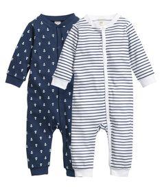 H&M baby boy pajamas