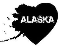 Alaska Tattoo.... I would do 907 instead of Alaska though