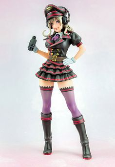 Shunya Yamashita Military Qty's: Nene 1/20th Scale Figure [VPLAMAX MF-01: minimum factory]