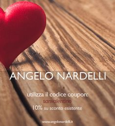 Angelo Nardelli wishes you a sweet   #valentinesday❤️  Visit our store ➤ www.angelonardelli.it
