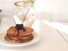Instant pancakes mix | from Arabafeliceincucina