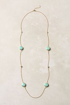 Great necklace from Anthropologie