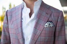 This shirt makes the jacket look spectacular. #white #Elegance #Fashion #Menfashion #Menstyle #Luxury #Dapper #Class #Sartorial #Style #Lookcool #Trendy #Bespoke #Dandy #Classy #Awesome #Amazing #Tailoring #Stylishmen #Gentlemanstyle #Gent #Outfit #TimelessElegance #Charming #Apparel #Clothing #Elegant #Instafashion