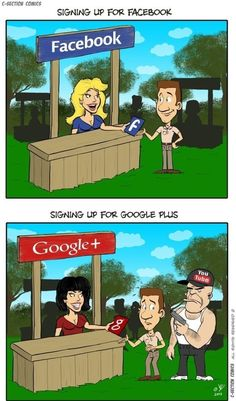 Google Vs. Everybody (Comics)