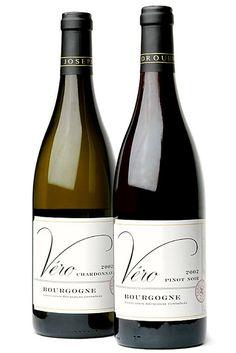 Vero Bourgogne packaging