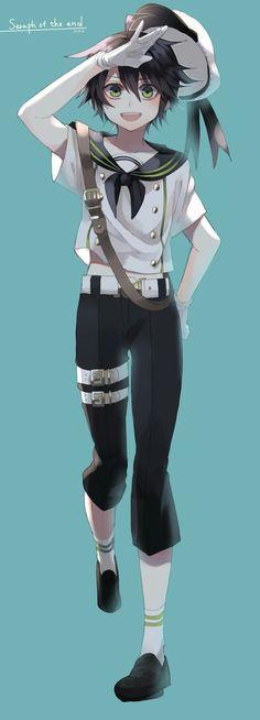 Owari no Seraph    Yuuichirou Hyakuya, #anime