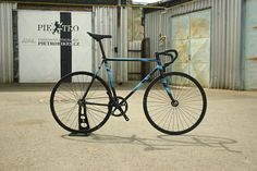 pietro bikes custom fix gear