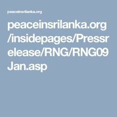 Press Release - Peace In Sri Lanka Press Release, Event Planning, How To Plan, Logo, Business, Logos, Store, Business Illustration, Environmental Print