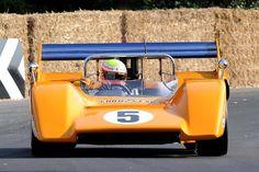 Ex Denny Hulme McLaren M8D- Goodwood