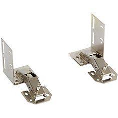 Charnières Euro-tray pour panier faux-tiroir
