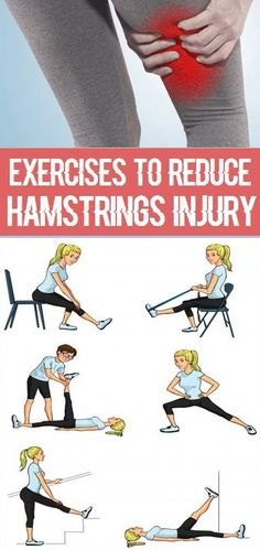 Effective Exercises to Reduce Hamstrings Injury..